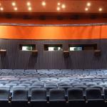 Kino Radnice - hlediště v přízemí, autor: Petr Vitvar