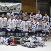 Mladí hokejisté HC Vlci