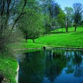 Mšenský park