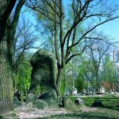 Park v ulici Nerudova