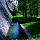 Pod přehradou