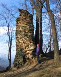 Zřícenina hradu Roimund