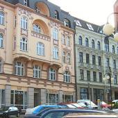 Výškové domy v Podhorské ulici