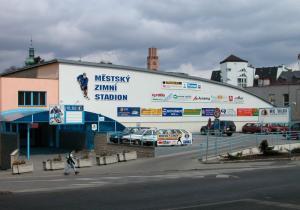 Městský zimní stadion, autor: Petr Vitvar