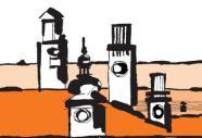 Grafika - měsíčník - oranžový