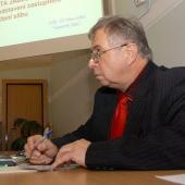 Jiří Nesvadba na zastupitelstvu, foto: P. Kusala