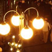 Veřejné osvětlení - ilustrační obrázek