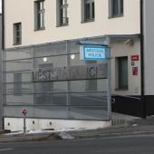 Vchod do budovy, foto: P. Vitvar