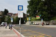 Zastávka na autobusovém nádraží, foto: P. Vitvar