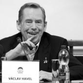 Václav Havel, foto: O. Sláma