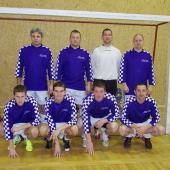 Fotbalový tým MP Jablonec, foto: MP