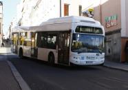 Autobus MHD, autor: Petr Vitvar