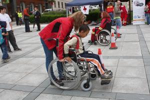 Den zdravotně postižených, autor: M. Hozová
