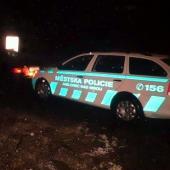 Noční výjezd městské policie, autor: archiv MP