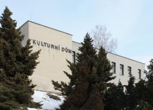 Kokonín - kulturní dům, autor: Petr Vitvar