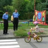 Na provoz dohlíží strážníci městské policie, autor: archiv MP