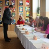 Volební komise, autor: Markéta Hozová