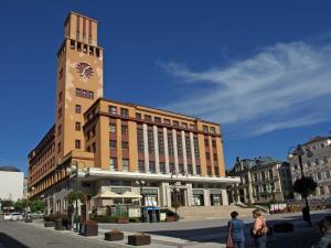 Mírové náměstí, radnice, autor: Milan Bajer