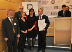 Ocenění v soutěži Obec přátelská rodině, autor: Radka Baloghová