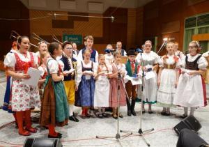 České zemské finále Zpěváček 2015, autor: Michal Jakoubě
