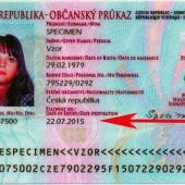 Platnost občanského průkazu, autor: Ministerstvo vnitra ČR