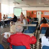 Setkání s občany 2015 - Šumava, autor: Iveta Landová