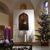Advent v kostele sv. Anny, autor: JKIC