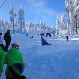 Skicross, autor: Aleš Cholenský