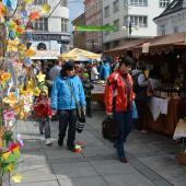 Velikonoční trhy, autor: Radka Baloghová