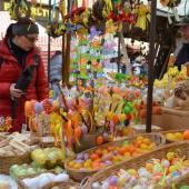 Velikonoční zboží, autor: Radka Baloghová