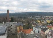 Jarní pohled z věže, autor: archiv MMJN