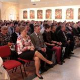Hosté v kostele sv. Anny, autor: Petr Zbranek