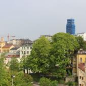 Pohled na centrum města, autor: Petr Vitvar