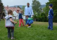 Sportovní odpoledne pod taktovkou Jablonecké rodiny, autor: Radka Baloghová