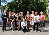 Učitelky - společné foto, autor: Markéta Hozová