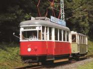 Historická tramvaj, autor: Boveraclub