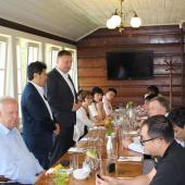 Primátor Petr Beitl přivítal účastníky 5. zasedání česko-vietnamské komise, autor: archiv MMJN