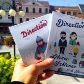 Mapy Direction, autor: JKIC