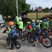 Celkem zastavili 60 cyklistů, autor: archiv MP