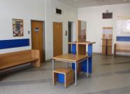 Budova Komenského 8 - čekárna, autor: Petr Vitvar