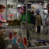 Návštěvníci výstavy, autor: Radka Baloghová
