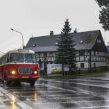 Autobus v Rýnovicích, autor: Petr Zbranek