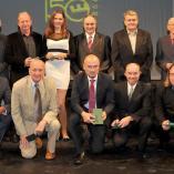 Ocenění cenou Gatias tibi ago - sportovní oddíly, autor: Ota Mrákota