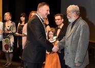 Předávání ceny Gratias Tibi Ago, autor: Ota Mrákota