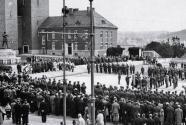 Horní náměstí, autor: archiv MMJN