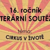 Literární soutěž - Cirkus v životě, autor: Městská knihovna Jablonec nad Nisou