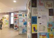 Výstava Malujte s námi historii města, autor: Markéta Hozová