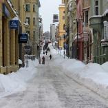 Lidická ulice, autor: Petr Vitvar
