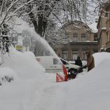 Sněžná fréza, autor: Petr Vitvar