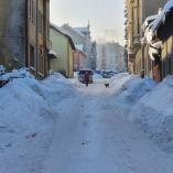 Revoluční ulice, autor: Markéta Hozová